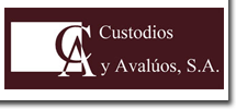 Custodios y Avaluos
